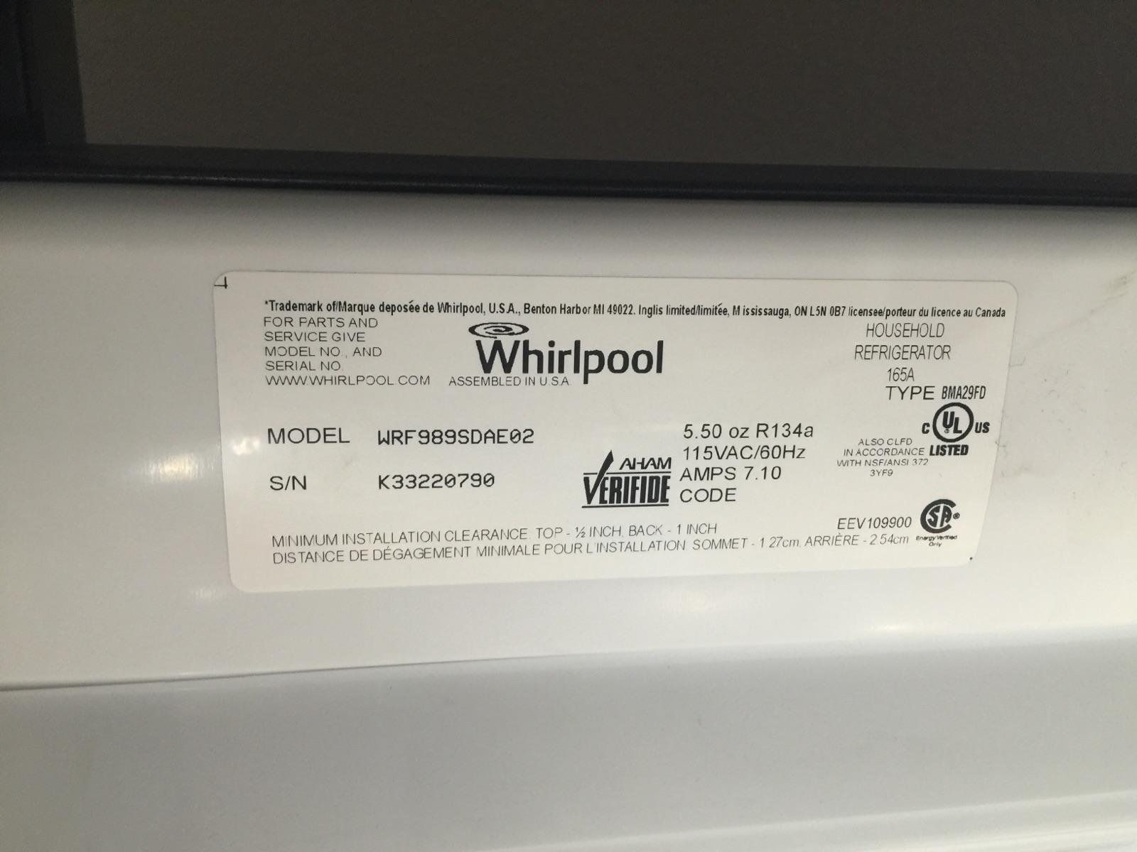 Top 1 190 Complaints And Reviews About Whirlpool
