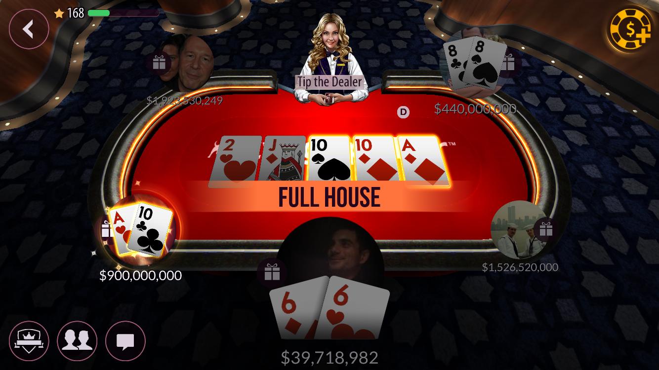 free poker games near me