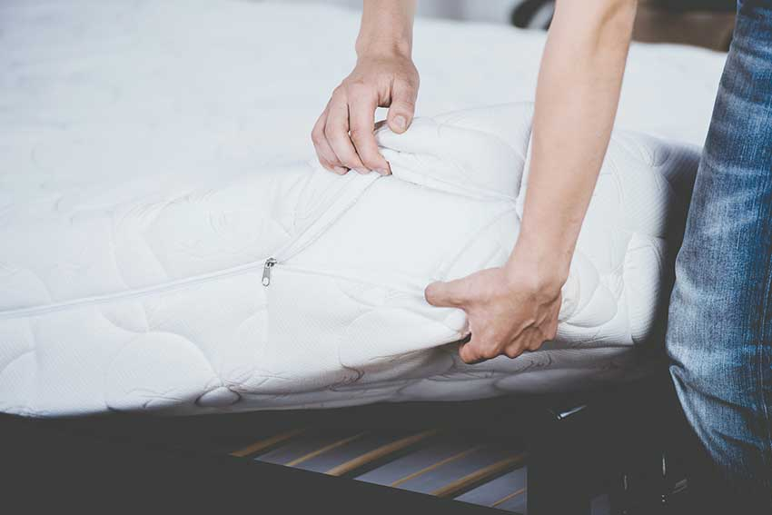 checking mattress quality
