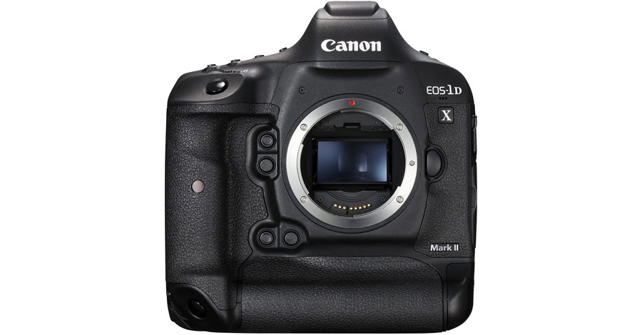 Canon 1dx Mk ii camera