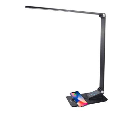 sleek desk lamp