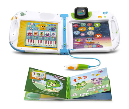 child electronic learning book