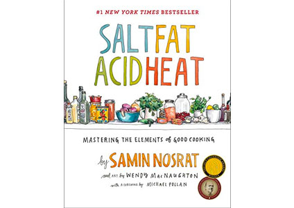 book salt fat acid heat