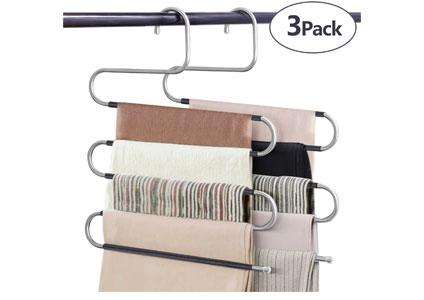 multi-item hangers