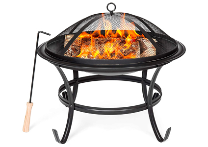 fire pit iron
