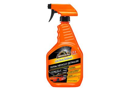 orange spray bottle