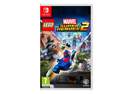 lego super heros game