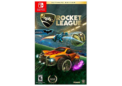 rocket league game
