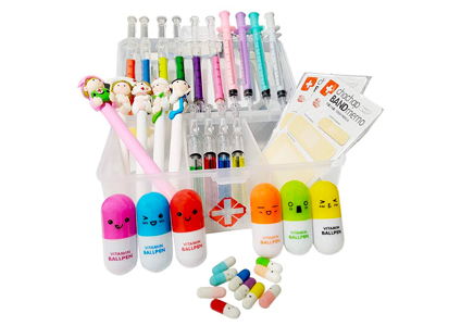medical themed office supplies