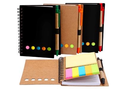 4 pack of notebooks